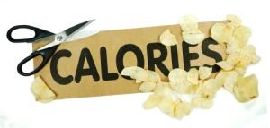 Cut the calories