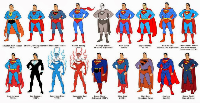 supermanlineup